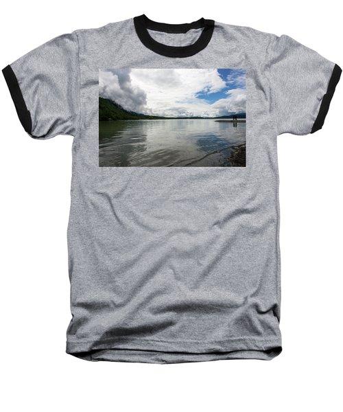 Mendenhall Lake Baseball T-Shirt