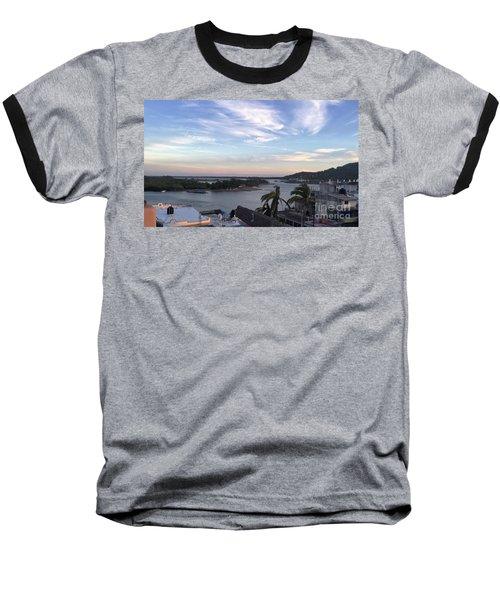 Mexico Memories Baseball T-Shirt