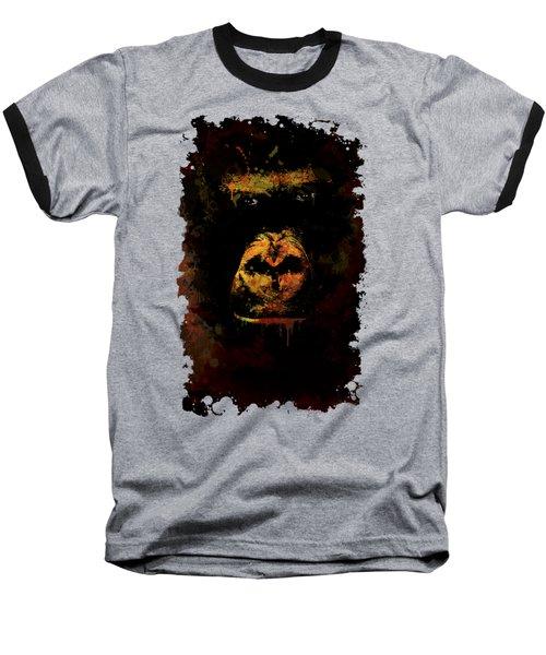 Mighty Gorilla Baseball T-Shirt