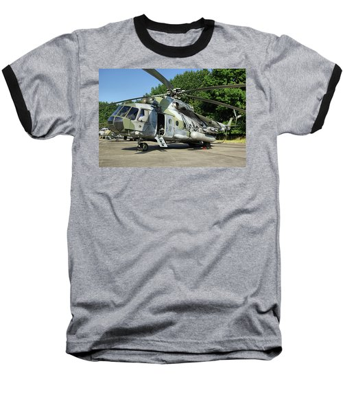 Mil Mi-17 Hip Baseball T-Shirt