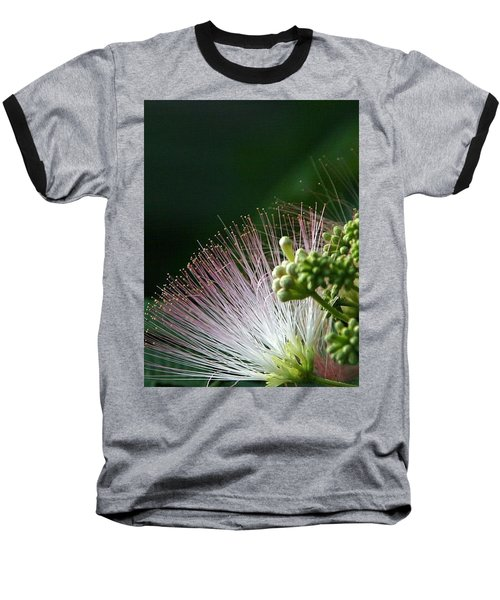 Baseball T-Shirt featuring the photograph Mimosa Whiskers by John Glass