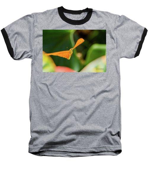 Miracle Of Flight Baseball T-Shirt