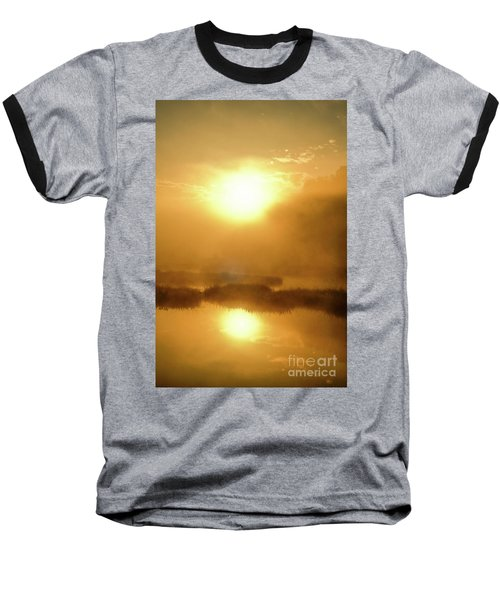 Misty Gold Baseball T-Shirt