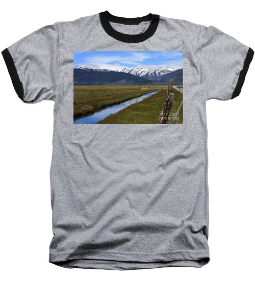 Mono County Nevada Baseball T-Shirt