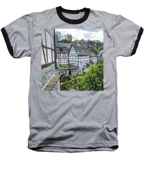 Monschau In Germany Baseball T-Shirt