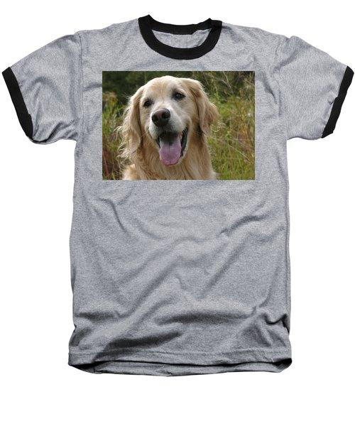 Morgie Baseball T-Shirt