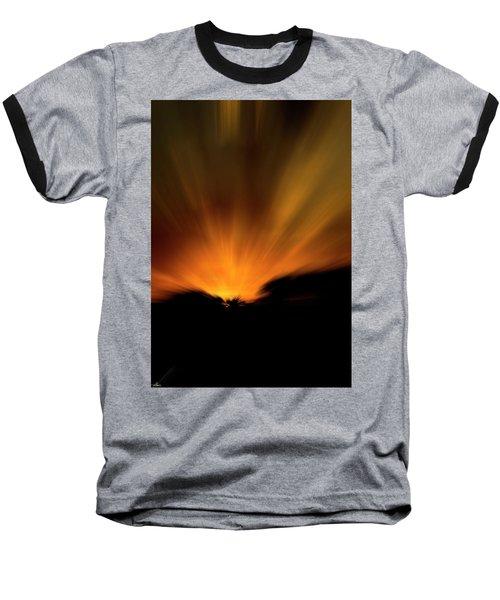 Morning Has Broken Baseball T-Shirt