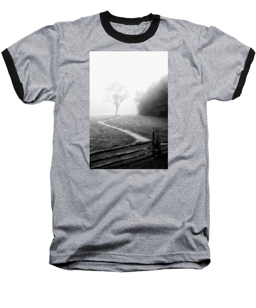 Morning Path Baseball T-Shirt