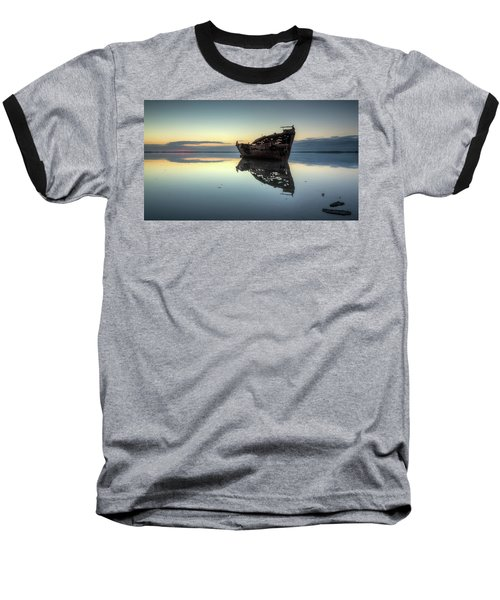 Motueka Sunrise 1 Baseball T-Shirt by Brad Grove