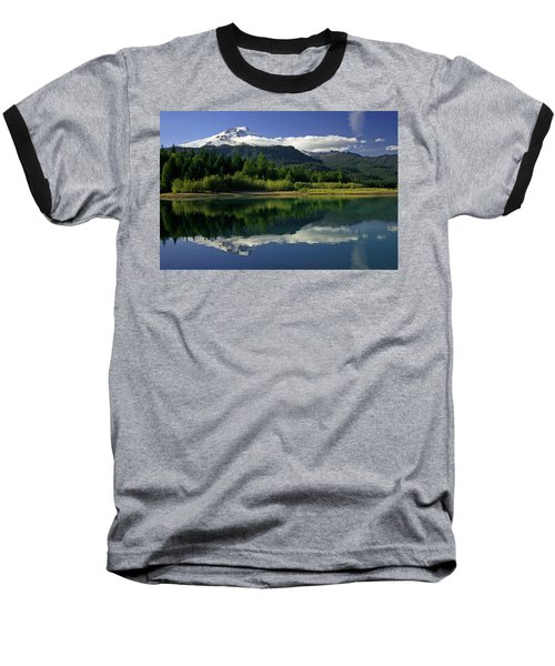 Mount Baker Baseball T-Shirt