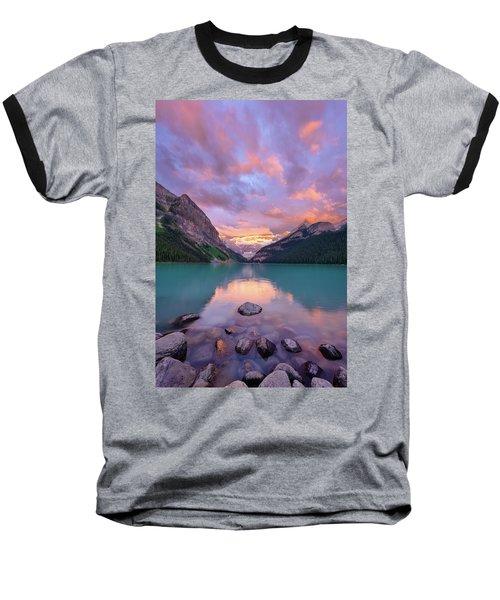 Mountain Rise Baseball T-Shirt