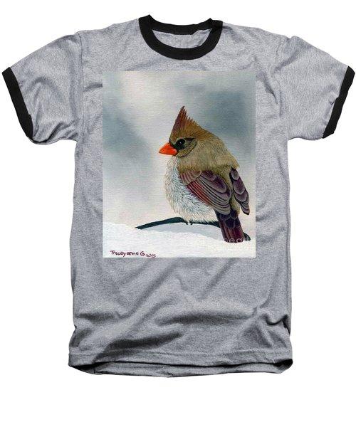 Mrs. Cardinal Baseball T-Shirt