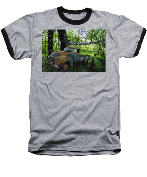 The Ol' Mushroom Hauler Baseball T-Shirt