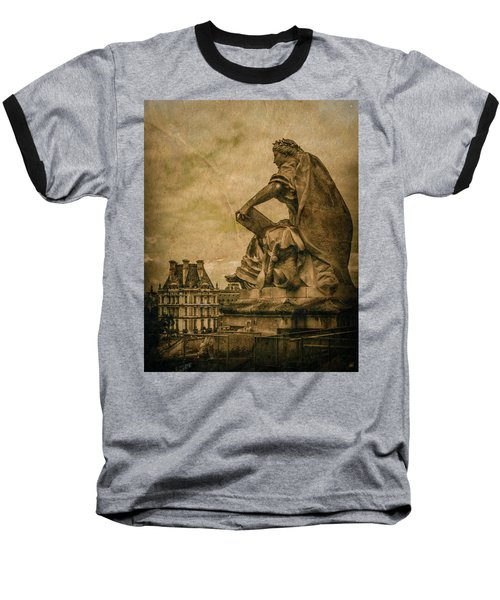 Paris, France - Muse Baseball T-Shirt