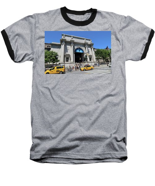 Museum Of Natural History Baseball T-Shirt