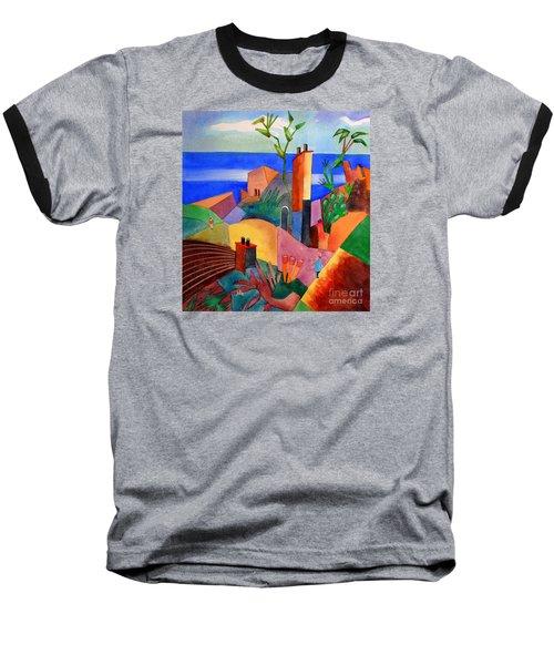 My Dream Vacation Baseball T-Shirt