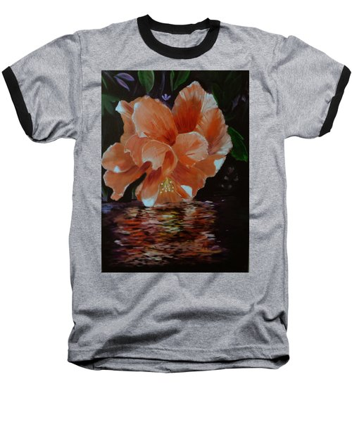 My Hibiscus Baseball T-Shirt