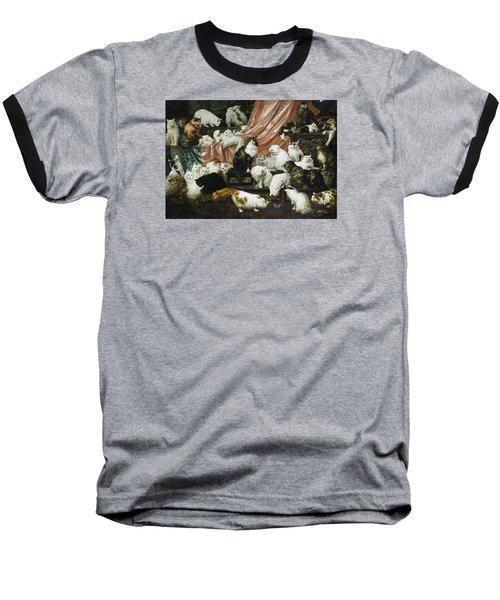 My Wife's Lovers Baseball T-Shirt