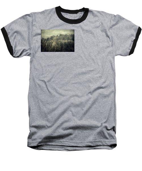 Mystic Woods Baseball T-Shirt