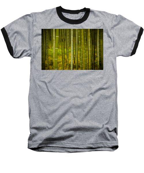 Mystical Bamboo Baseball T-Shirt
