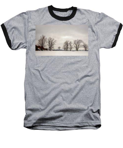 Naked Treeline Baseball T-Shirt