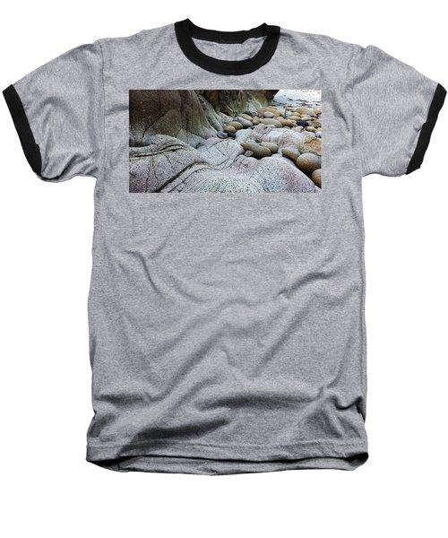 Nanven Rocks Baseball T-Shirt
