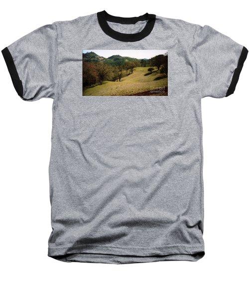 Napa Valley Hills Baseball T-Shirt