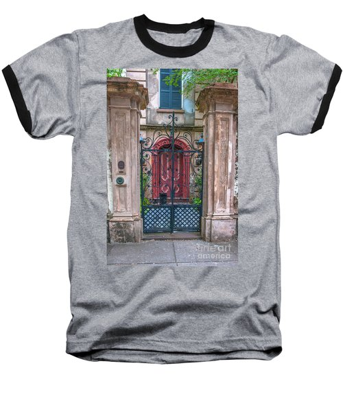Narrow Is The Gate Baseball T-Shirt