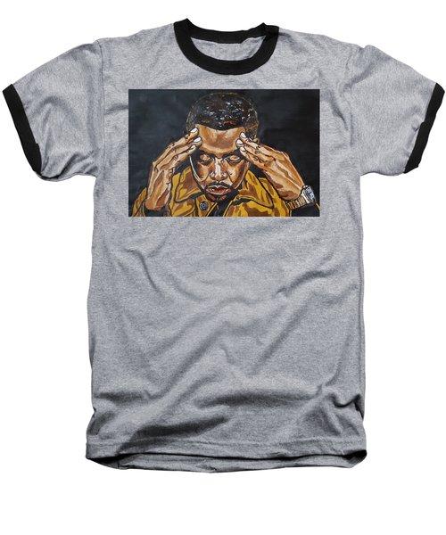 Nas Baseball T-Shirt