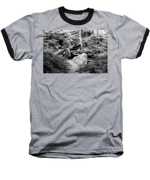Native American Caves  Baseball T-Shirt