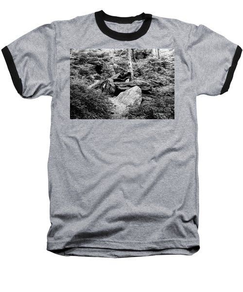 Baseball T-Shirt featuring the photograph Native American Caves  by Cole Thompson