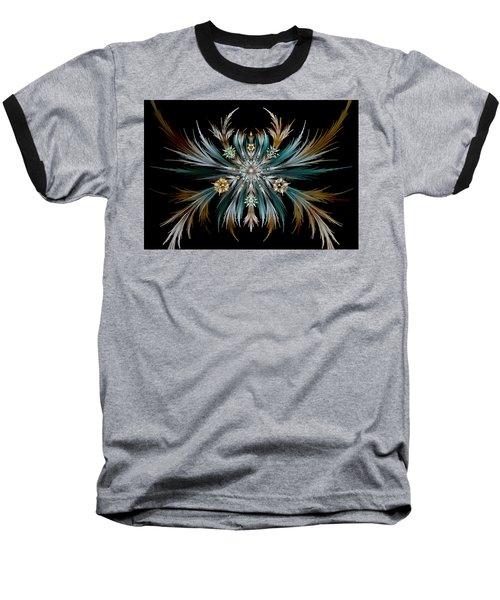 Native Feathers Baseball T-Shirt