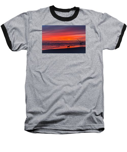 Nature Baseball T-Shirt