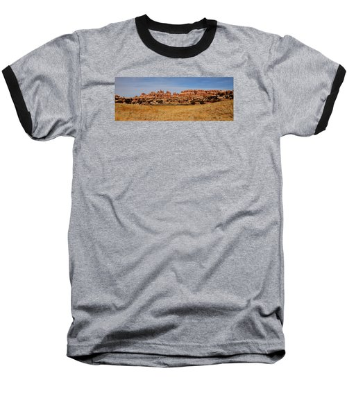 Needles At Canyonlands Baseball T-Shirt