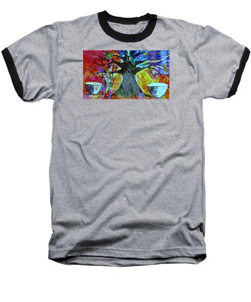 Neighbor - Voisin Baseball T-Shirt