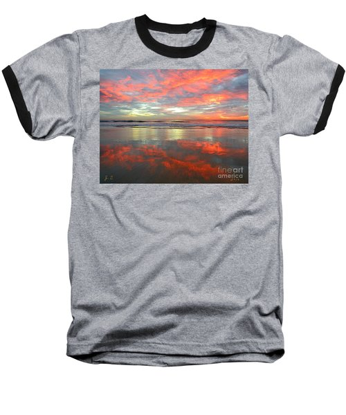 North County Reflections Baseball T-Shirt