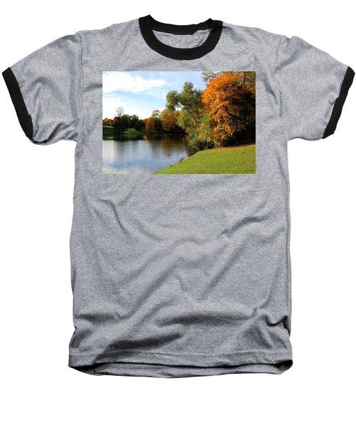 Scandinavian  Autumn  Baseball T-Shirt