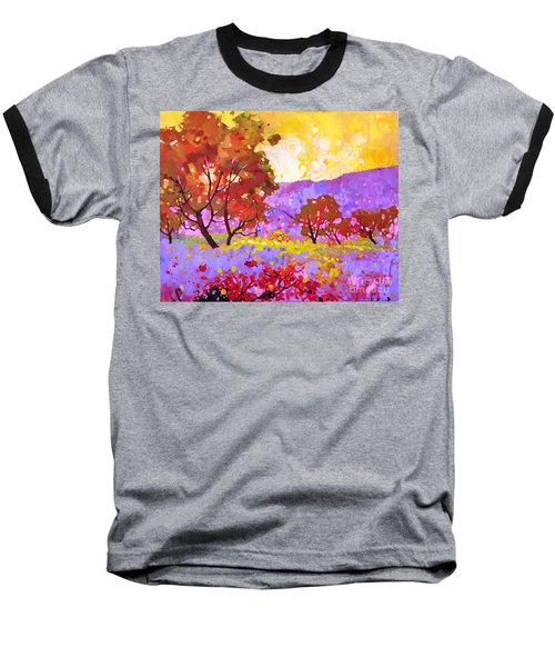 Oaks In Dream Baseball T-Shirt