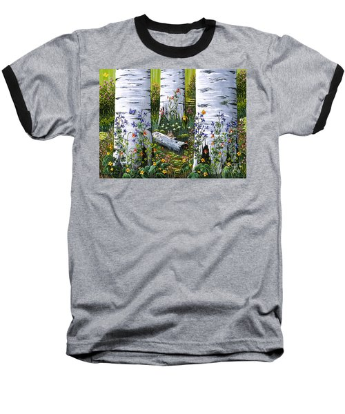 Old Aspen Grove Baseball T-Shirt