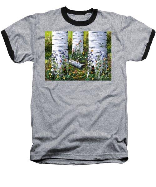 Old Aspen Grove Baseball T-Shirt