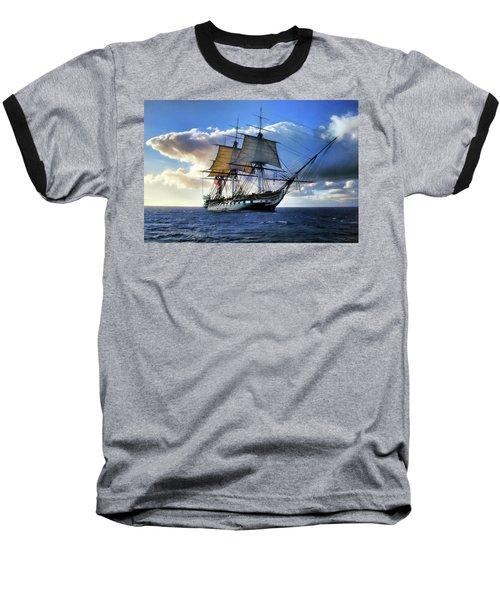 Old Ironsides Baseball T-Shirt