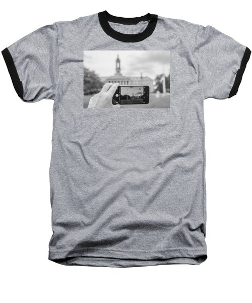 Old Main Penn State  Baseball T-Shirt by John McGraw