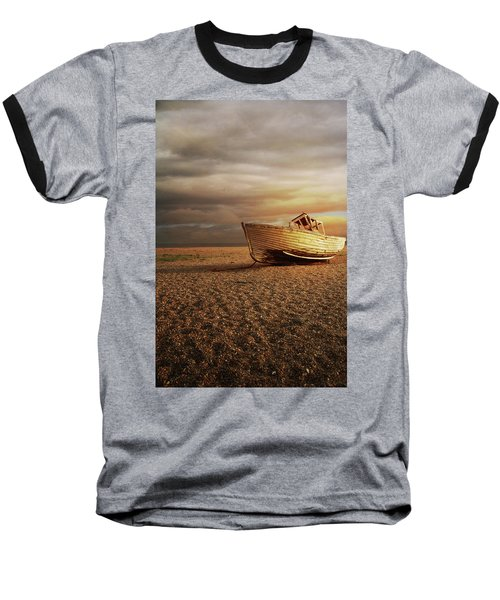 Old Wooden Boat Baseball T-Shirt