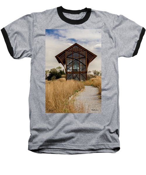 Omaha Holy Family Shrine 2 Baseball T-Shirt