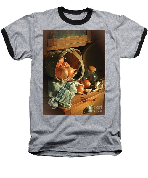 Onionart Baseball T-Shirt