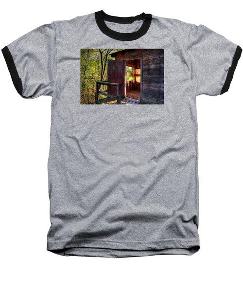 Open Door Baseball T-Shirt