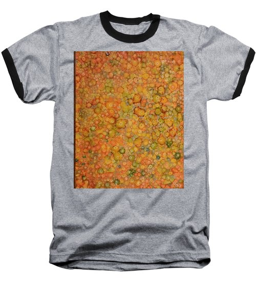 Orange Craze Baseball T-Shirt