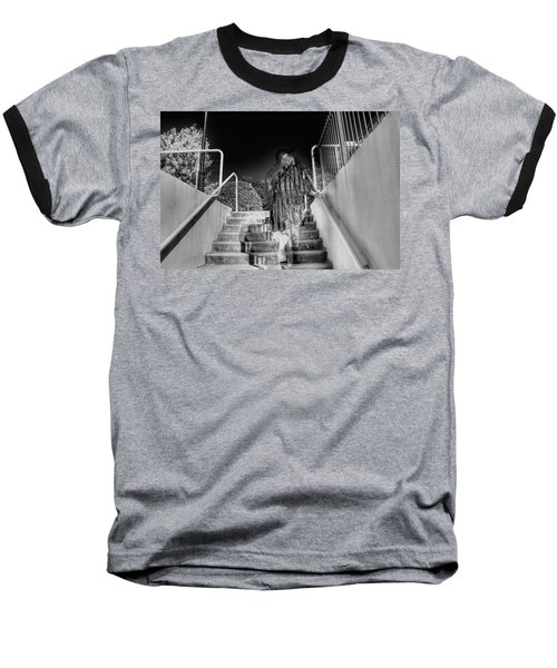Baseball T-Shirt featuring the photograph Out Of Phase by Andy Lawless