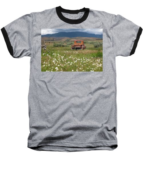 Out To Pasture Baseball T-Shirt