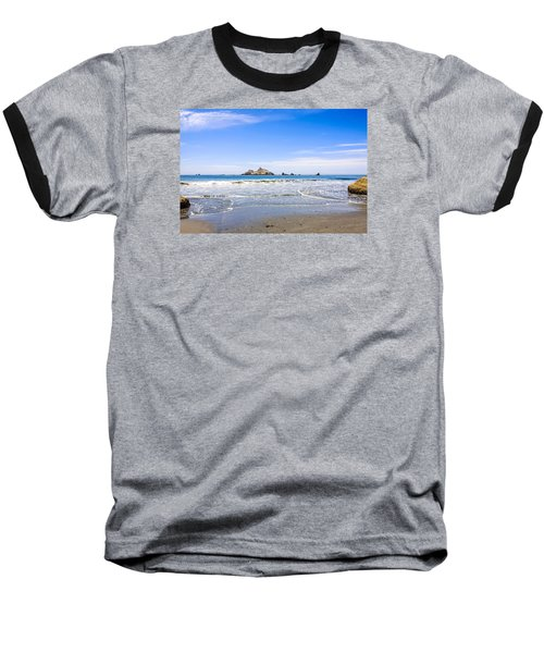 Pacific Coast California Baseball T-Shirt